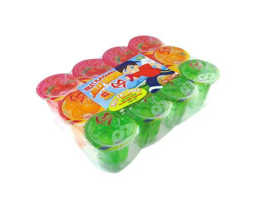 Candy Lovers Jelly Drinks