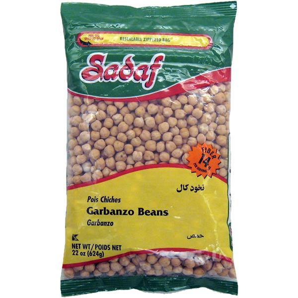 Sadaf Garbanzo Beans-Grocery-MOVE HALAL