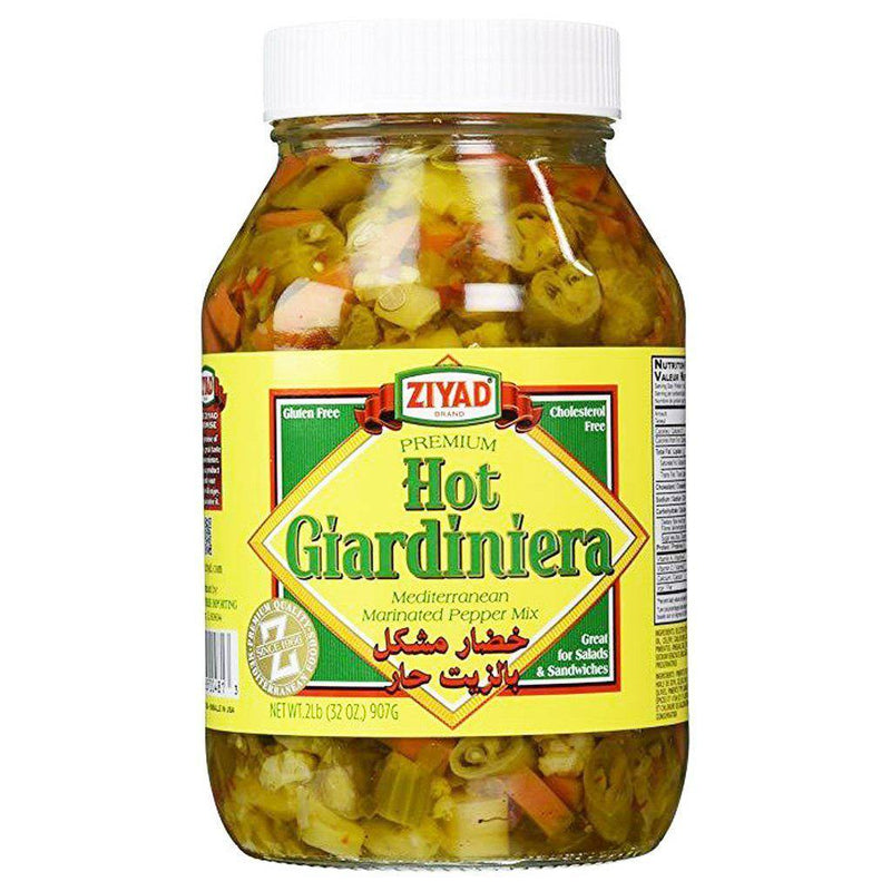Hot Giardiniera-Grocery-MOVE HALAL