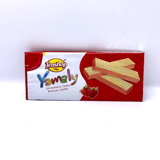 Yamaly Strawberry wafer-MOVE HALAL