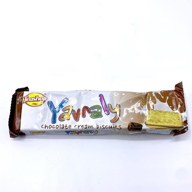 Yamaly chocolate biscuits-MOVE HALAL
