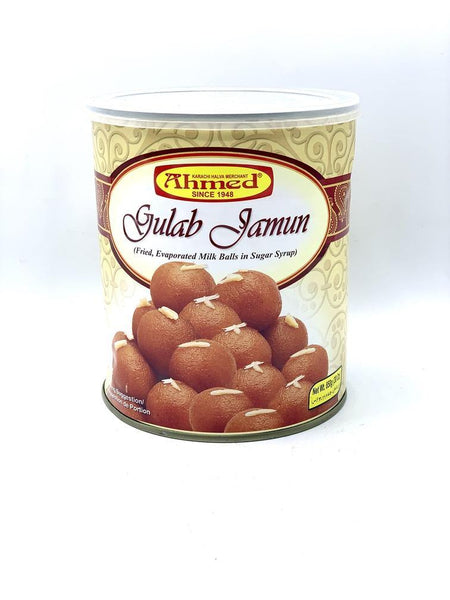 Ahmed Gulab Jamun-Snacks-MOVE HALAL
