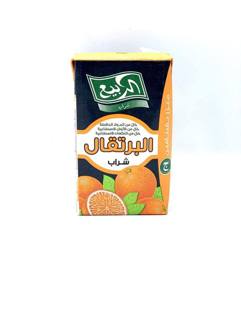 Al Rabie Orange Drink