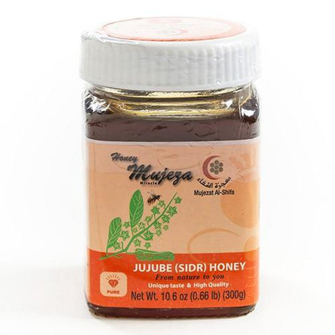 Honey Mujeza