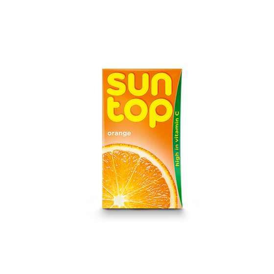 SUNTOP Orange Fruit Drink-MOVE HALAL