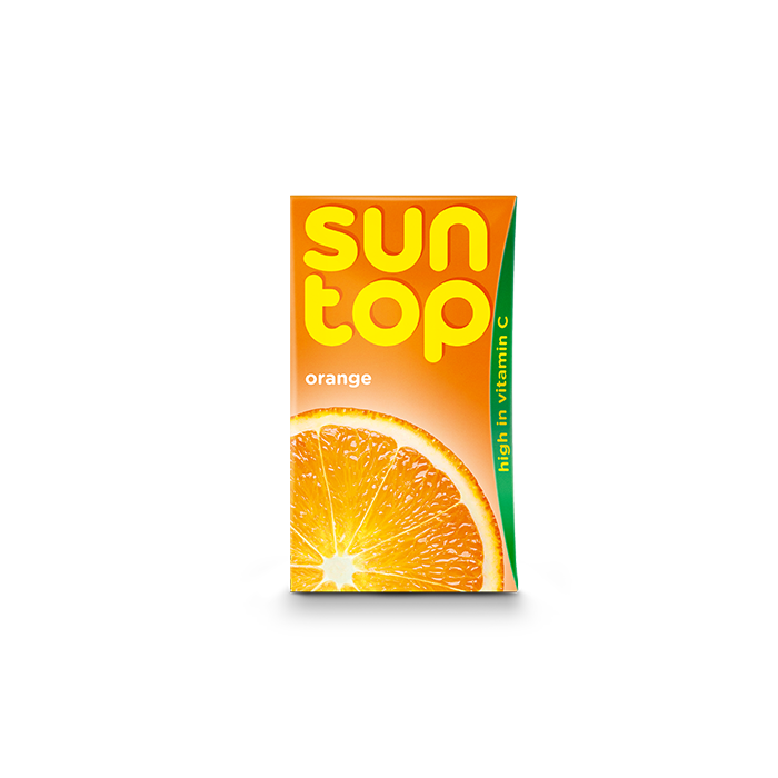 SUNTOP Orange Fruit Drink