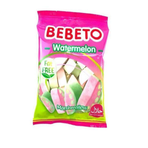 Bebeto Halal Marshmallows-MOVE HALAL