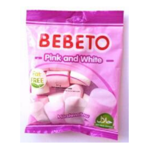 Bebeto Halal Marshmallows
