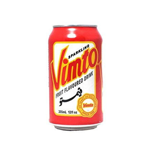Vimto Fruit Flavored Drink, 12-Ounce