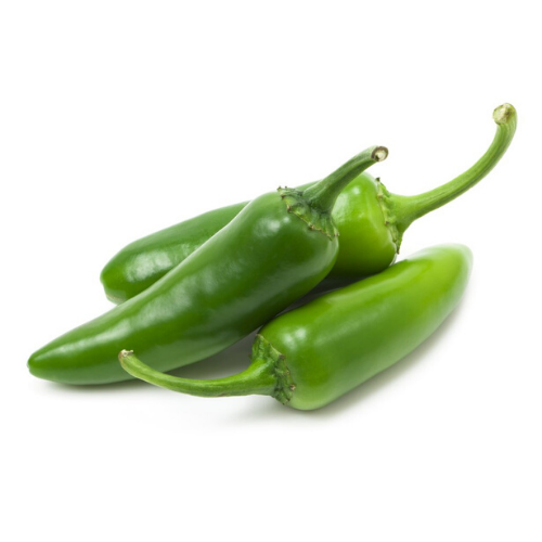 Serrano Peppers / 1lb-MOVE HALAL