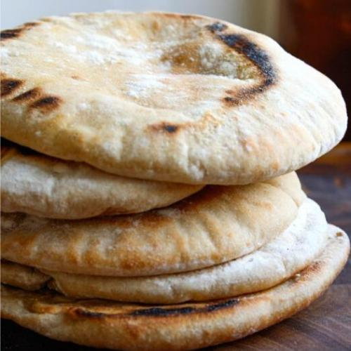 Pita Bread (Midd East Bakery)-Restaurant-MOVE HALAL