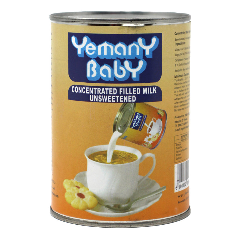 Yemany baby concentrated milk- حليب بيبي-Drinks-MOVE HALAL