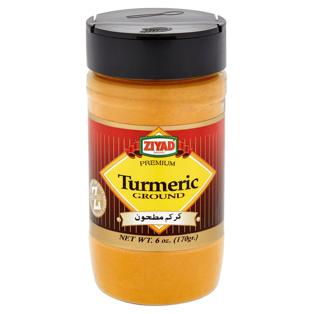Ziyad 6 oz Turmeric Powder