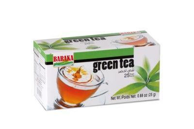 Baraka Green Tea-MOVE HALAL