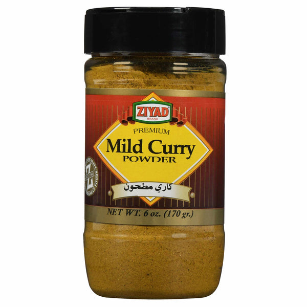 Ziyad Mild Curry Powder-MOVE HALAL