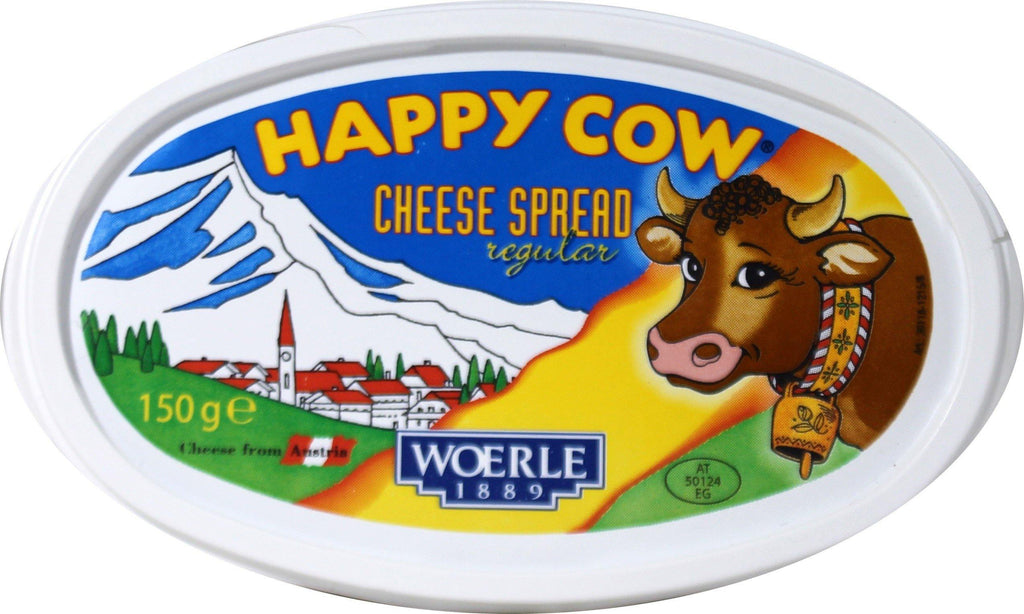 Happy Cow Cheese Spread