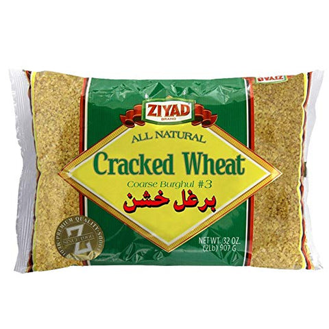 ZIYAD Burghul Cracked Wheat