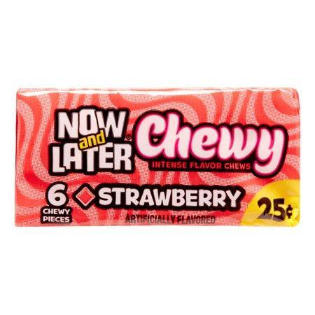 Now & Later Chewy Strawberry