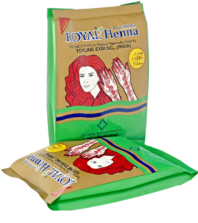 Royal Henna Powder, Made in India