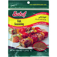 Fish Seasoning-MOVE HALAL