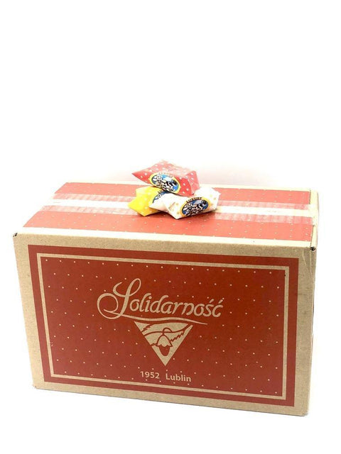 Jolidarnosc cow candy