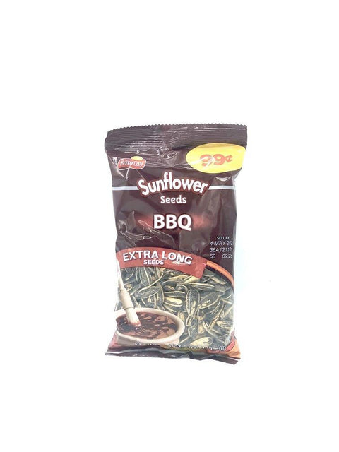 BBQ sunflower seeds