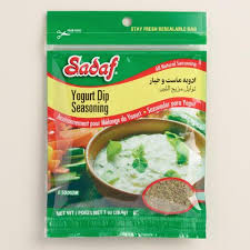 Yogurt Dip Seasoning-MOVE HALAL