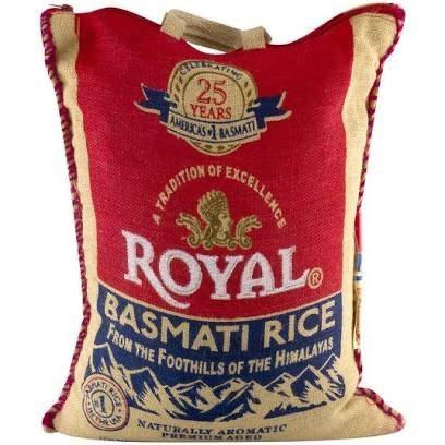 Royal Basmati Rice-MOVE HALAL