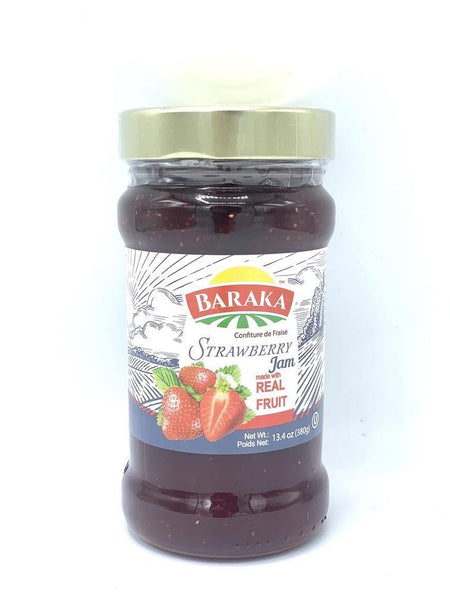 Barka strawberry jam