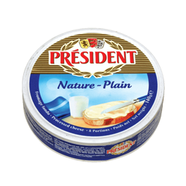 President Cheese Cream