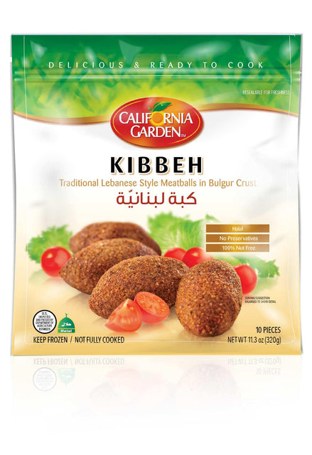 Ready to Cook Frozen Kibbeh
