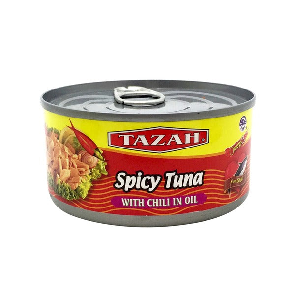 Tazah Spicy Tuna with Chili in Oil