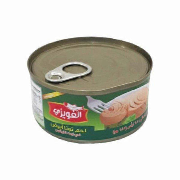 Gwaizi Light Meat Tuna-تونه الغويزي-MOVE HALAL