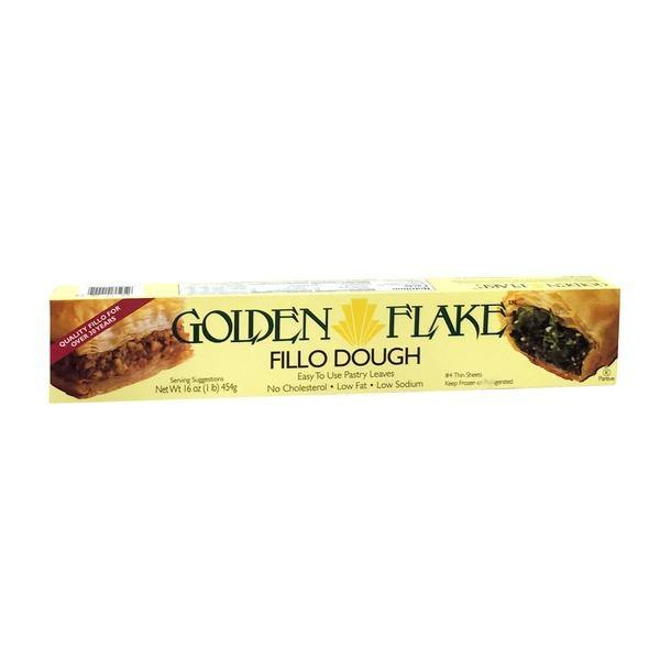 Golden Flake Fillo Dough-Grocery-MOVE HALAL