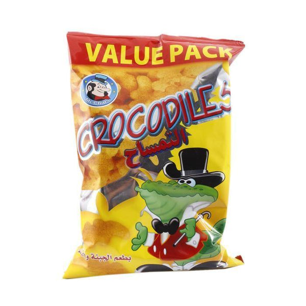Mr.Chips  Crocodile chips
