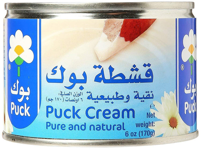 Puck Cream, 6 Ounce قشطة بوك