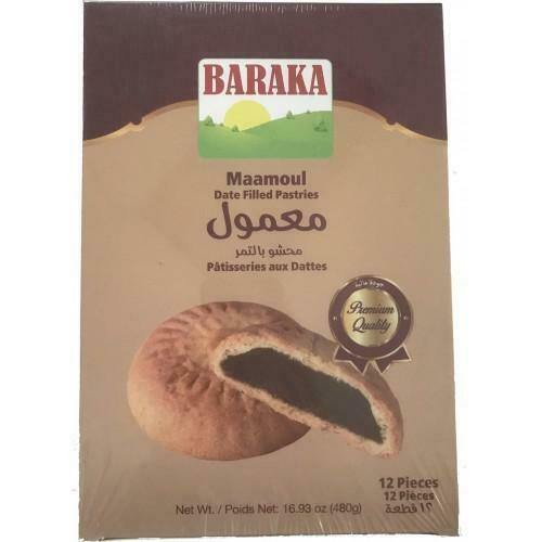 Baraka Maamoul date filled pastries-Sweets-MOVE HALAL