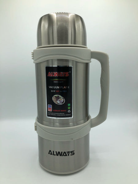 Steel Vacuum Flask Thermos