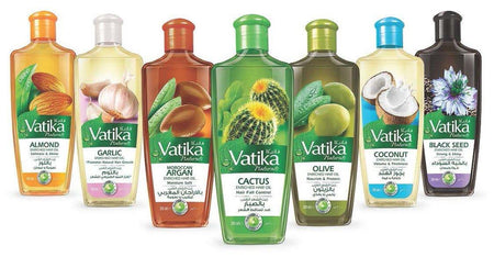 Dabur Vatika Hair Oils