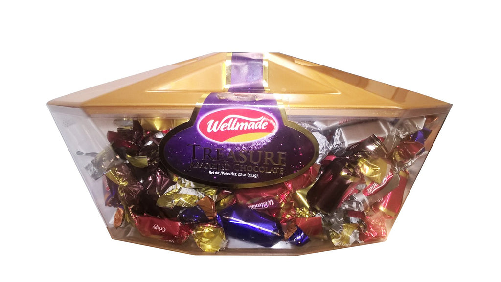 Treasure Chocolate Box