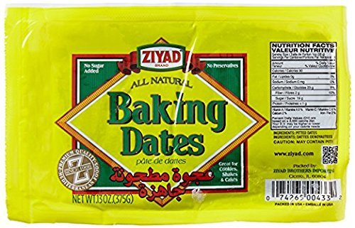 Ziyad Baking Date Filling-MOVE HALAL
