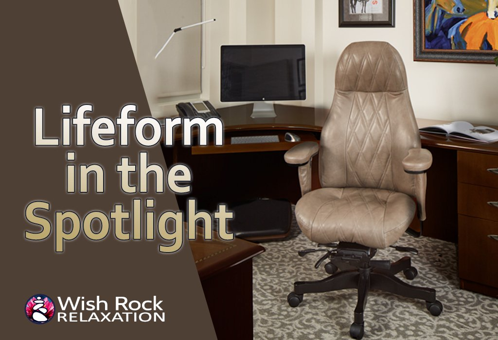 Lifeform in the Spotlight - Wish Rock Relaxation