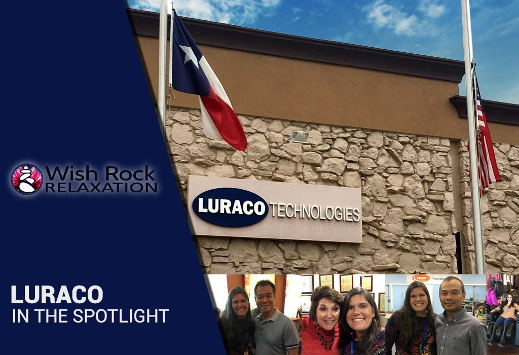 Luraco in the Spotlight - Wish Rock Relaxation