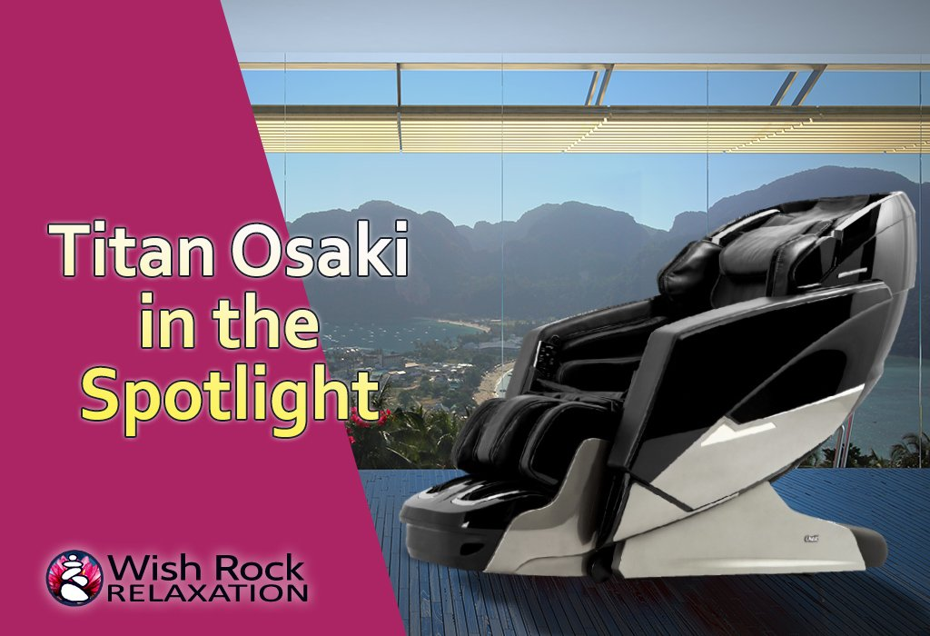 Titan Osaki in the Spotlight - Wish Rock Relaxation