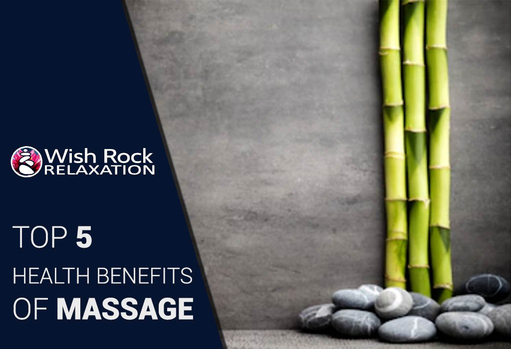 Top 5 Health Benefits of Massage Chairs - Wish Rock Relaxation