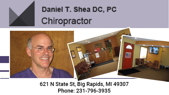 Shea Chiropractic Office - Big Rapids, MI