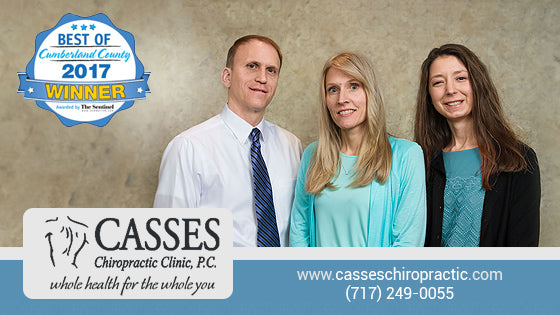 Casses Chiropractic Clinic, P.C. - Carlisle, PA