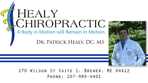 Healy Chiropractic & Massage Therapy - Brewer, ME