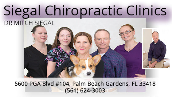 Siegal Chiropractic Clinic - Palm Beach Gardens, FL
