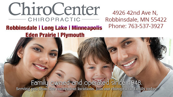 Robbinsdale Chirocenter - Robbinsdale, MN